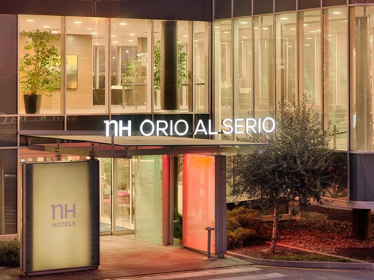 Bergamo NH Orio Al Serio Italy, Europe NH Orio Al Serio is conveniently located in the popular Azzano San Paolo area. The property features a wide range of facilities to make your stay a pleasant experience. Free Wi-Fi in all rooms, portable wi-fi rental, wheelchair accessible, 24-hour front desk, facilities for disabled guests are on the list of things guests can enjoy. Some of the well-appointed guestrooms feature television LCD/plasma screen, bathroom phone, complimentary t...