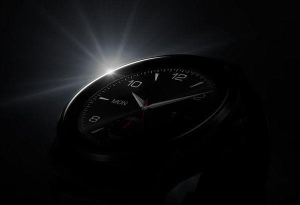 Gwatch R : LG dévoile les contours de sa montre connectée, prévue à l'IFA