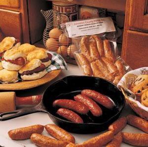 Country Sausage - Four 1 lb. Packs. $35.95
