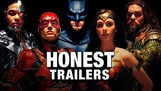 Justice League Gets Its Honest Trailer - Justice League still sits at a surprisingly high score of 40% on Rotten Tomatoes , and continues to wow fans with just how much potential was actually squandered here. Zack Snyder, whether you like him or not, always creates great looking films, and after Batman v Superman , it seemed like he had a chance to course correct the rest of the DC cinematic universe. Once he bowed out of the project, due to a family tragedy, Joss Whedon then…
