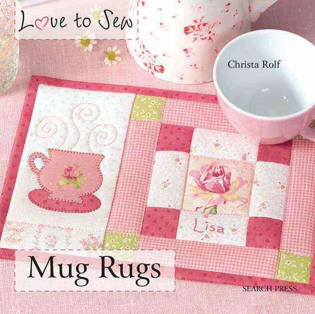 Sewing is popular with all ages and this series, Love to Sew, focuses on the latest hot trends. The 64 page handy square format gives us room for at least twenty projects, each with simple step-by-ste