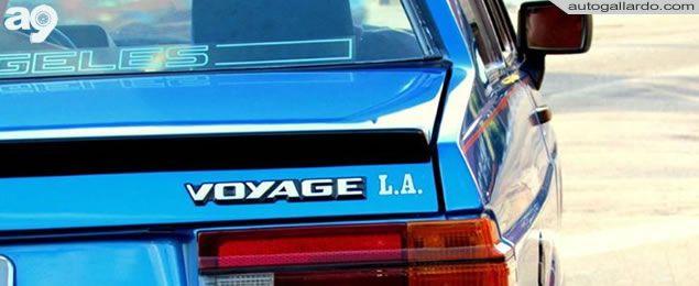 ..:: AutoGallardo.com ::.. - As olimpíadas de 1984 e o Volkswagen Voyage Los Angeles