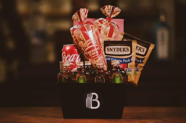 What guy doesnt love them some Canadian whiksey?!  So we created a gift basket featruing some of the best bottles from Crown Royal to help you impress those Crown Royal drinkers in your life