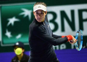 Muguruza - Pliskova en directo las WTA Finals 2017 en vivo