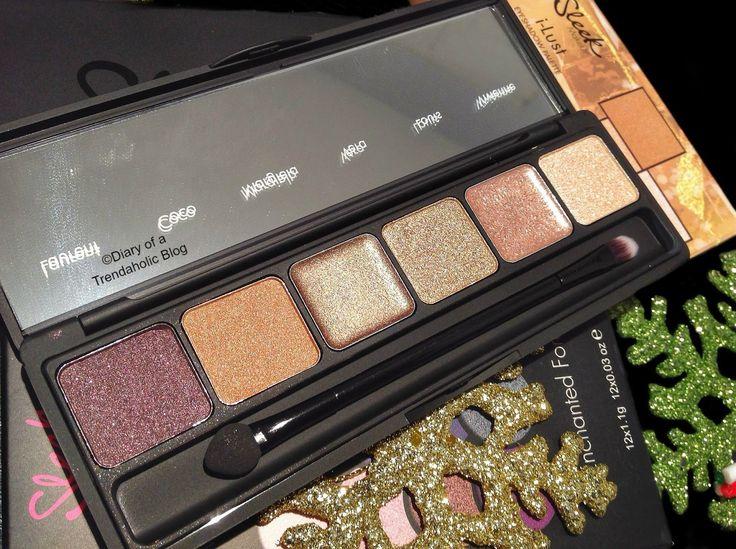 Sleek Makeup Limited Edition 24K Gold Standard Palette.
