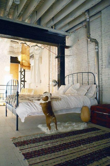 Industrial Bedroom Design Ideas Best Decorating Inspiration