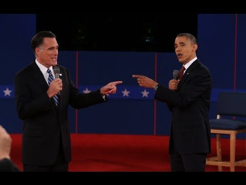 Who won tonight's debate? As a politician? As a communicator? I'm sure you'll disagree!