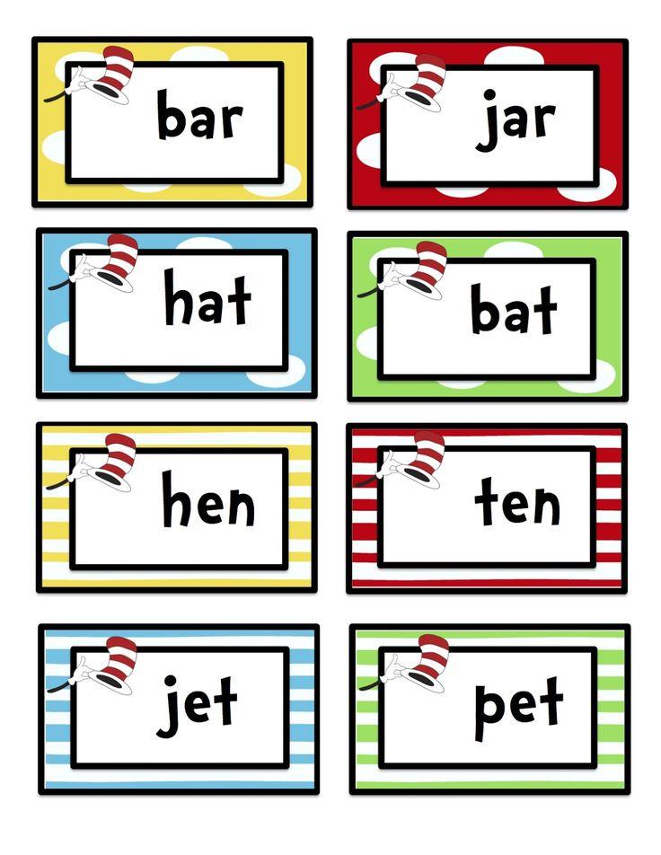 Preschool printables, Dr. seuss and Preschool on Pinterest