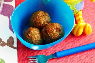 Toddler meatballs