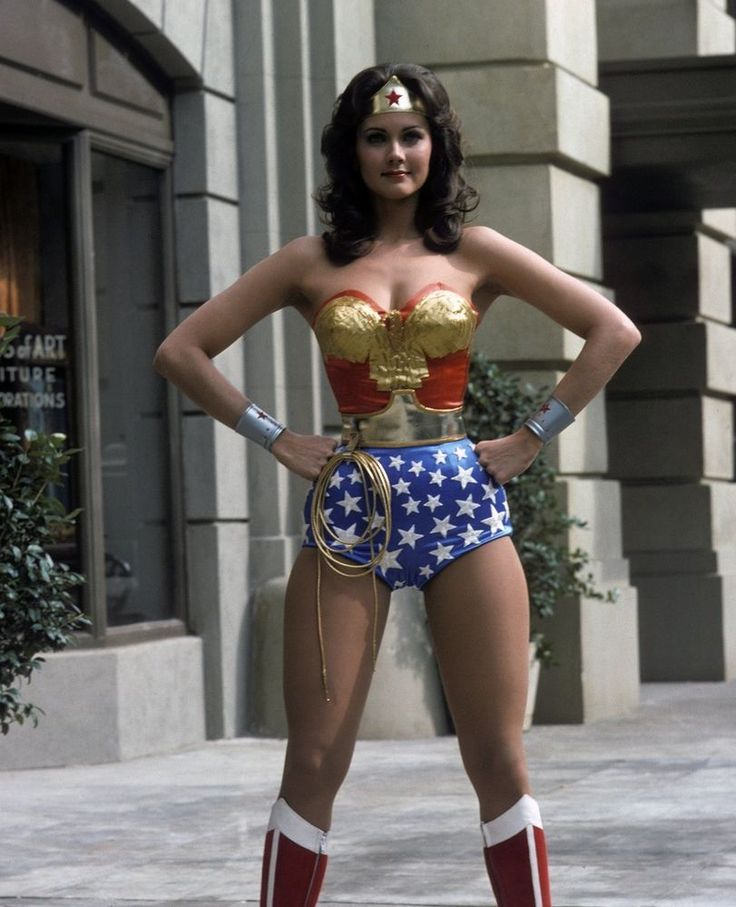 If you're old enough to remember the 1970s, Lynda Carter playing the title character in the TV show Wonder Woman  from 1975 to 1979 remains ...