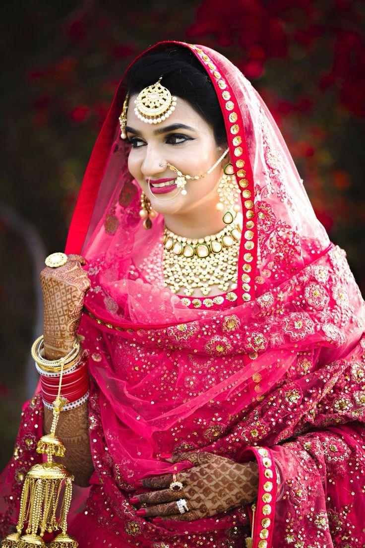 bride punjabi indian sikh engagement suits smile rings outfits desi uploaded user