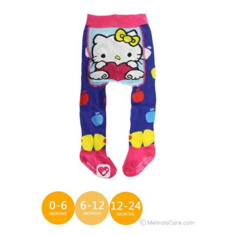 Legging Bayi ; Celana Bayi Perempuan Stocking Karakter Hello Kitty J (Pink Tua-Biru Tua-Biru- Motif Apel) Rp. 23.000  kunjungi: www.melindacare.com atau hub 081321148408 dan Pin 765BEE5E