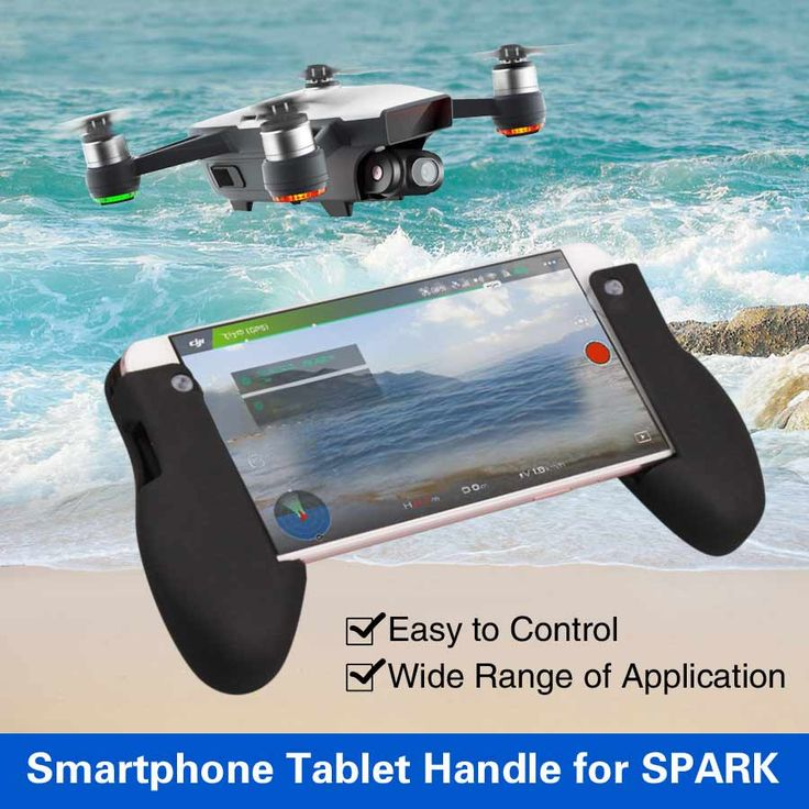 >> Click to Buy << Smartphone Tablet Hand Shank Handle Grip holder for DJI SPARK Drone #Affiliate