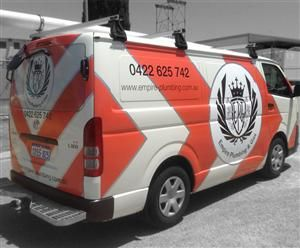 Perth vehicle wraps by Signman
