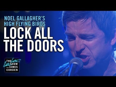 Noel Gallagher | Lock All The Doors | Live