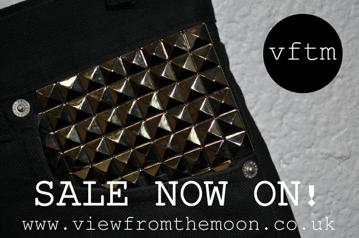 www.viewfromthemoon.co.uk  Get some thing no one else has in our huge SALE on now!  vftm xx