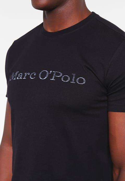 T-shirt z nadrukiem - black - Zalando.pl
