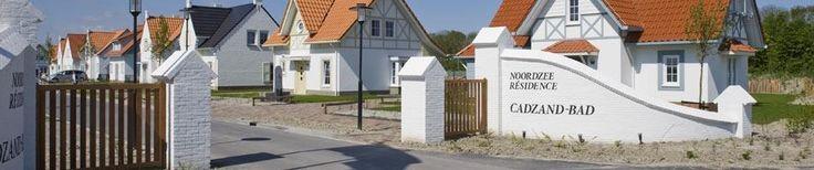 Noordzee Résidence Cadzand-Bad - Vakantiepark Cadzand-Bad :: Roompot Vakanties