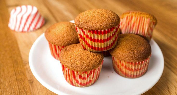 Vaníliás muffin recept