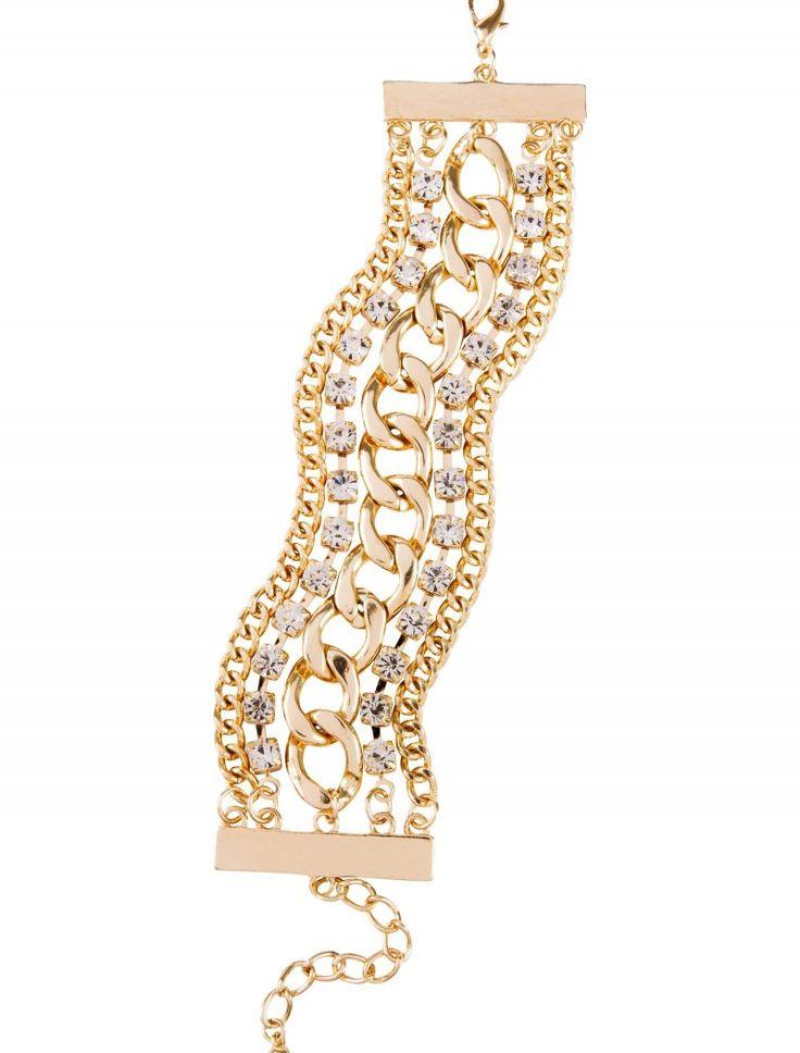 So lovely bracelet from Dyrberg Kern