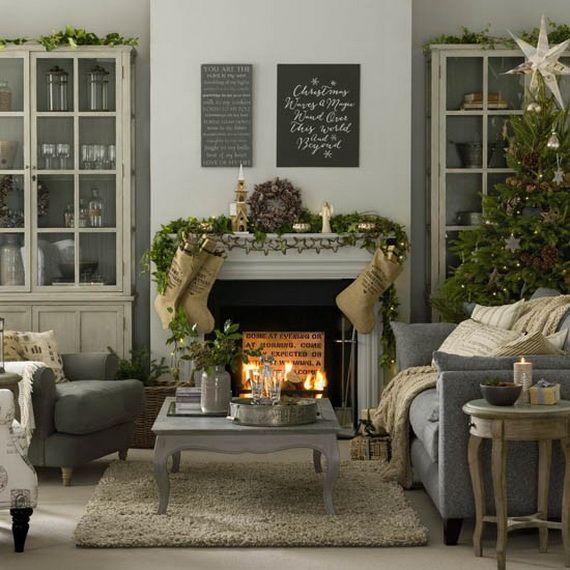 20 Modern Christmas Decor Ideas For Delightful Winter Holidays