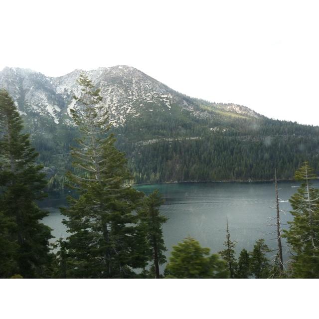 Tahoe's majestic beauty