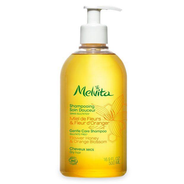 Shampooing cheveux secs bio sans sulfates
