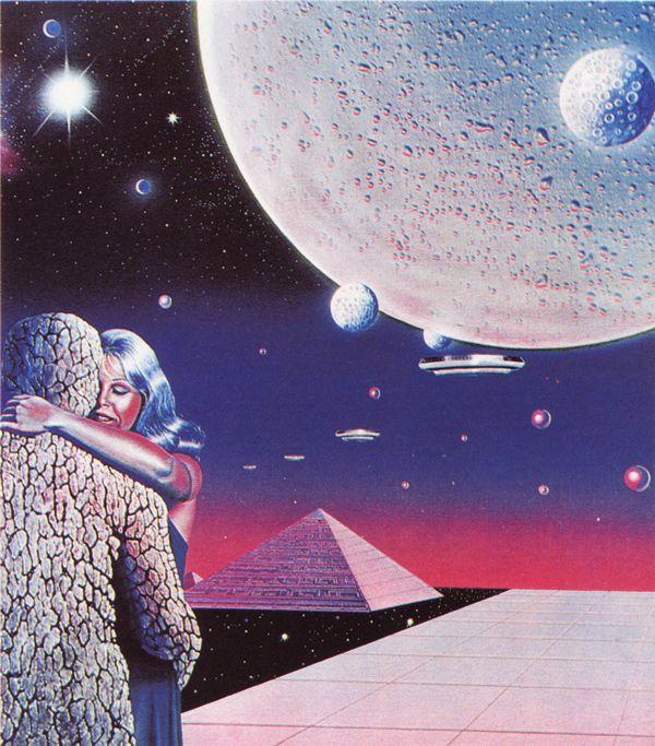 Japanese Sci Fi by Yoshihisa Sadamatsu