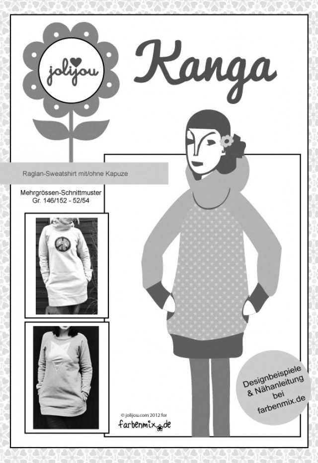 16 best Nähen images on Pinterest | Sewing patterns, Sewing and ...