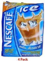 Nescafe ice