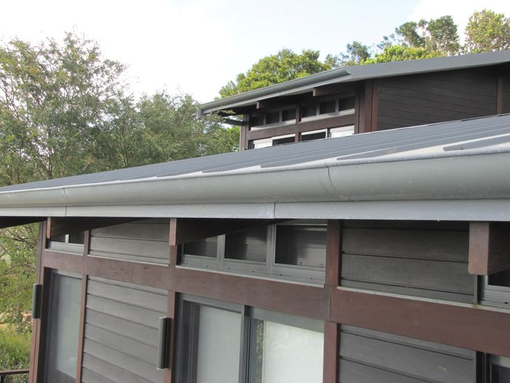 Aluminium Brisbane. Gutters & Downpipes - ZC Technical