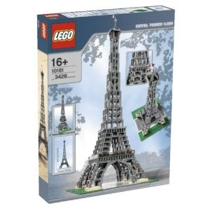 LEGO Make & Create Eiffel Tower 1:300