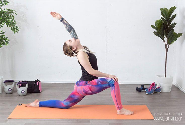 12 effektive Faszien Yoga Übungen, die Verspannungen lösen – An Schulte