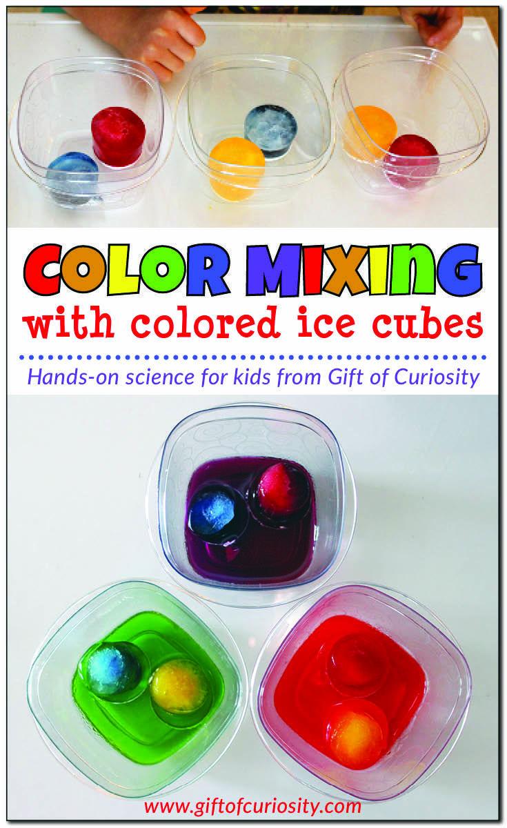 Color Mixing Preschool Color Activities Preschool Colors