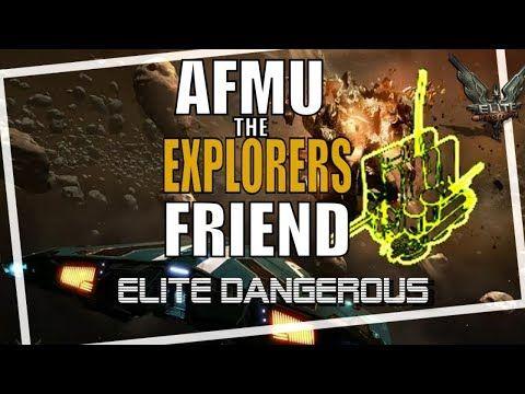 Elite Dangerous The Auto Field Maintenance Unit AFM The Explorers