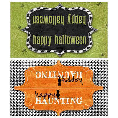 i should be mopping the floor: Friday's Freebie: Halloween Treat Bag Toppers: Halloween Treat Bags, Printable, Floors, Bag Toppers, Holidays Halloween, Friday Freebies, Bags Toppers, Mop, Halloween Treats Bags