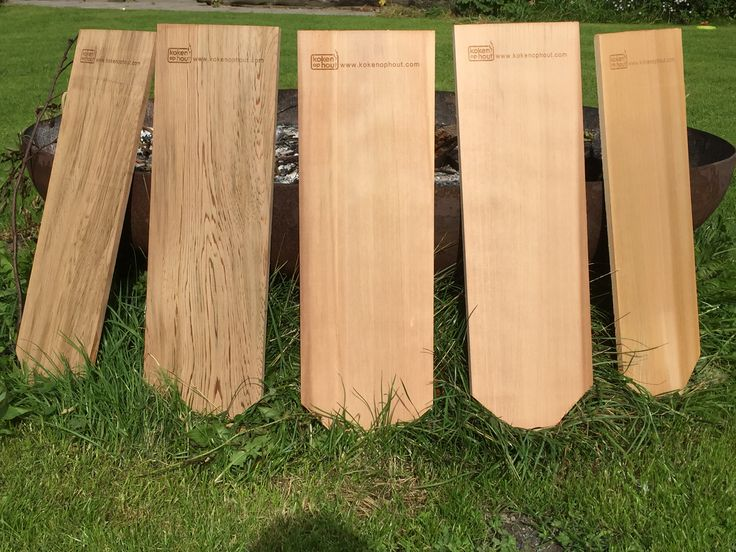 CedarWood AroundTheFire Plank