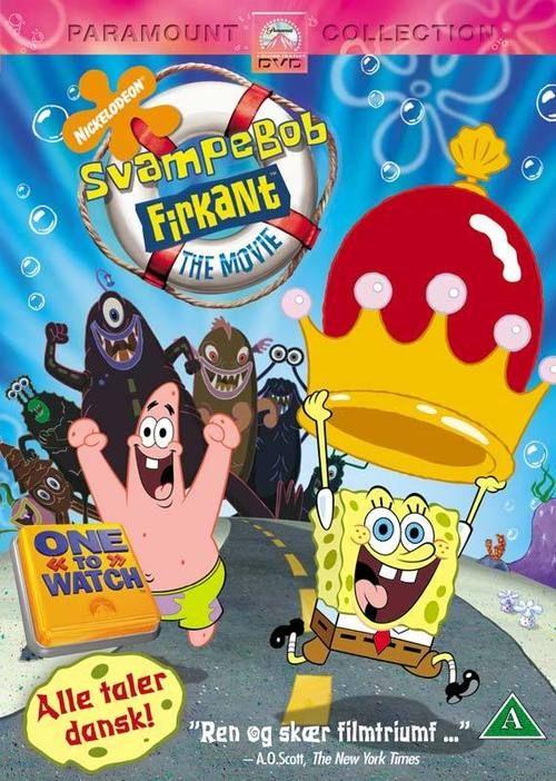 Watch The SpongeBob SquarePants Movie Full-Movie