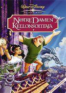 Disney 34: Notre Damen kellonsoittaja - DVD - Elokuvat - CDON.COM