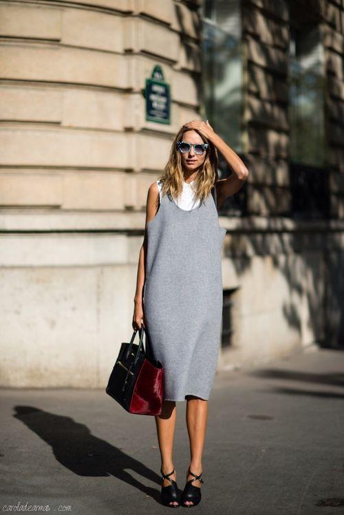 perfectly minimal grey sheath