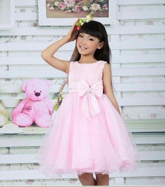 75 best vestidos lindos de niñas images on Pinterest | Primera ...