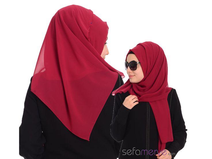 Sefamerve Şifon Şal... Farklı renk ve modeller... Bugüne Özel Kargo BEDAVA!! #sefamerve #tesetturgiyim #tesettur #hijab #tesettür