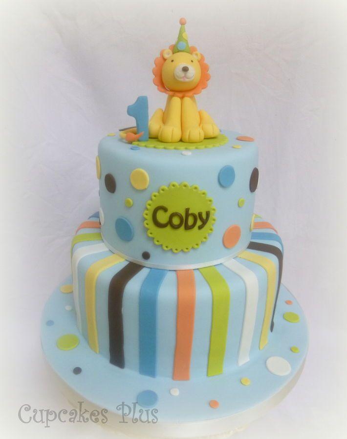 11 best images on Pinterest Lion cakes Fondant cake