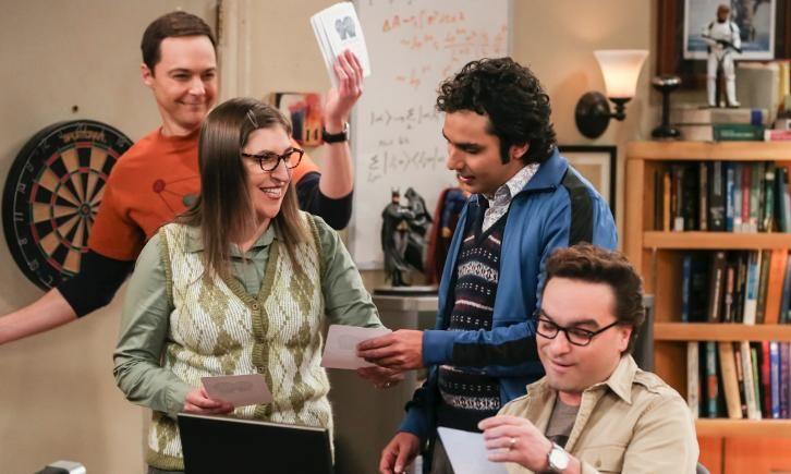 The Big Bang Theory - Episode 11.17 - The Athenaeum Allocation - Promo 3 Sneak Peeks Promotional Photos  Press Release