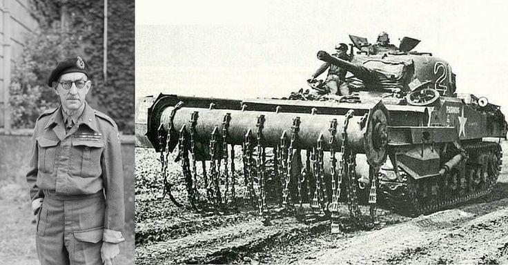 Percy Hobart - Wizard of WW2 Armored Tank Warfare…
