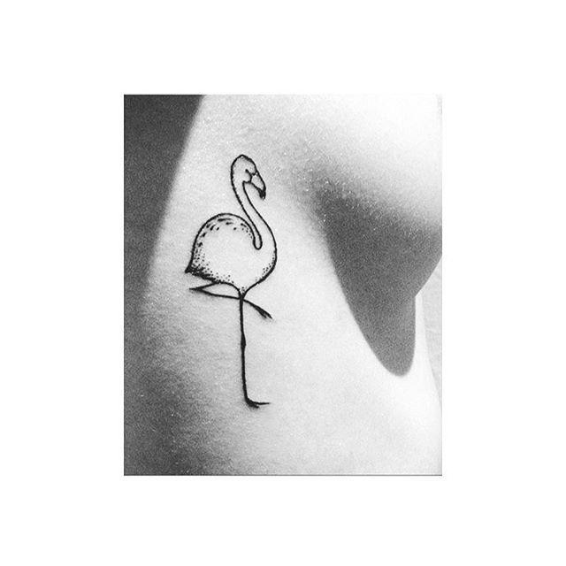 Flamingo Silhouette Tattoo | www.pixshark.com - Images ...
