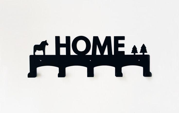 Entryway Wall Coat Rack / Modern Coat Hooks / Home hooks / Home Gifts / Scandinavian Design / Organizer Holder by Metalya on Etsy https://www.etsy.com/il-en/listing/257041108/entryway-wall-coat-rack-modern-coat