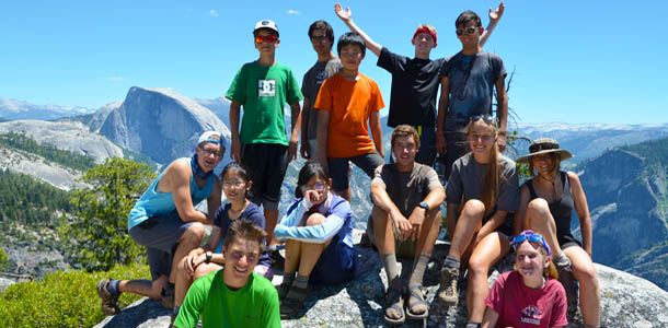 Yosemite 5-Day Summer Youth Program | Lasting Adventures