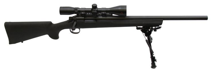 Remington 700 Tactical Ranger Bipod 2