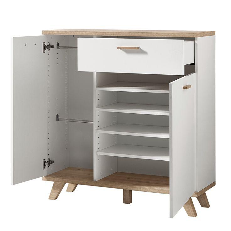 Ikea Faktum Lidingo Kitchen ~ Meer dan 1000 ideeën over Schuhschrank Weiß op Pinterest